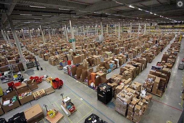 Amazon's inner sanctum