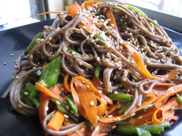 Eat Me: Soba noodle salad - Spectator Tribune