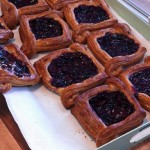 Sleepy Owl's Prairie Berry pastry makes a sweet treat.