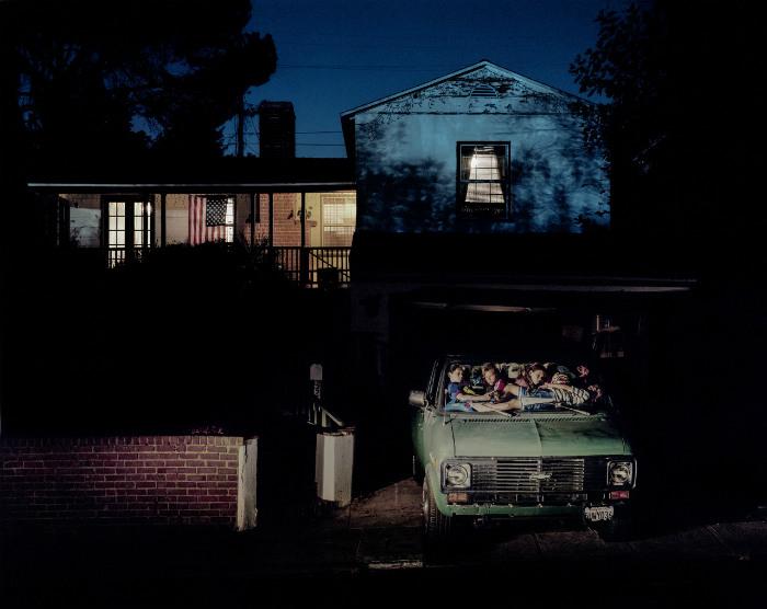 Cars and Bodies. Photo Credit: Yann Rabanier